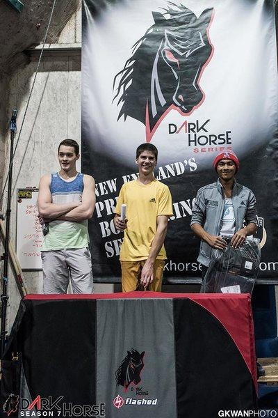 Dark Horse Round 2 2015