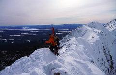 Rock Climbing Photo: Katahdin, Maine.