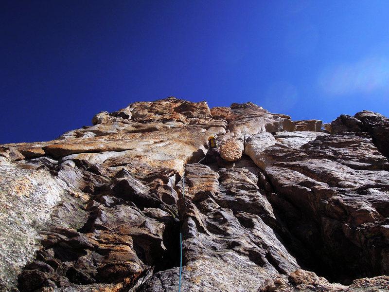 Rock Climbing Photo: Irene's Arete