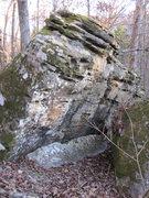 Rock Climbing Photo: Jazz and Humpty
