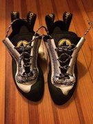 Rock Climbing Photo: New women's Miura lace, size 38