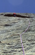 Rock Climbing Photo: Crest Jewel, North Dome Photo by Bill McConchie (s...