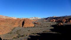 Rock Climbing Photo: view northwest