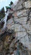 Rock Climbing Photo: 12/31/15.
