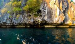 Rock Climbing Photo: Vertigo from the kayak. Unfortunately we weren't a...