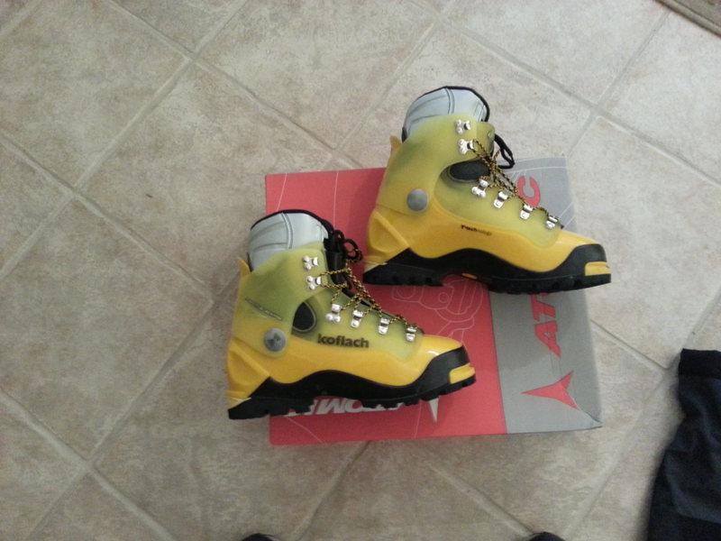 Arctis Expe boots