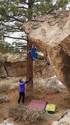 Rock Climbing Photo: Photo By: Christine Egg White