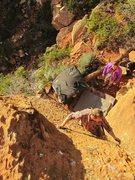 Rock Climbing Photo: 'Sitting Bull'