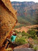 Rock Climbing Photo: 'Kookachoo'