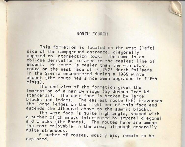 Did You Know??  The Old Woman has had another name, 'North Forth', 1970.