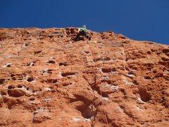 Rock Climbing Photo: Apostasy