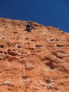 Rock Climbing Photo: Solace