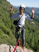 Rock Climbing Photo: climbing at Mount St. Helena