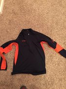 Rock Climbing Photo: Mammut fleece 1/4 zip