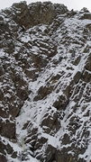 Rock Climbing Photo: Great mixed route. The conditions were better than...