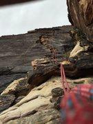 Rock Climbing Photo: 5 star pitch
