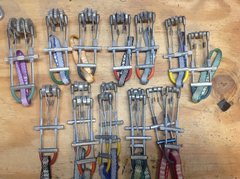 Rock Climbing Photo: Metolius 3 and 4 cams, $10 each or the whole works...