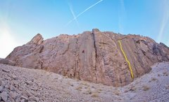 Rock Climbing Photo: Holey War