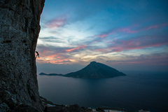 Rock Climbing Photo: Kalymnos, Greece