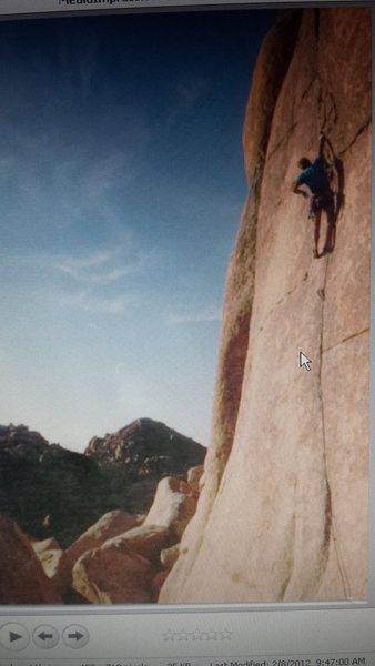 Todd Graham on Hot Rocks, J Tree