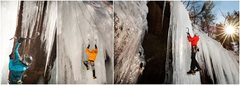 North Conway Ice Climbing