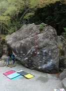 Rock Climbing Photo: Kodomo Gaeshi 1D