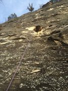Rock Climbing Photo: Scorpio