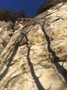 Rock Climbing Photo: Corazon Nuevo from Right