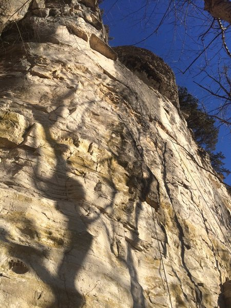 Rock Climbing Photo: Corazon Nuevo from left