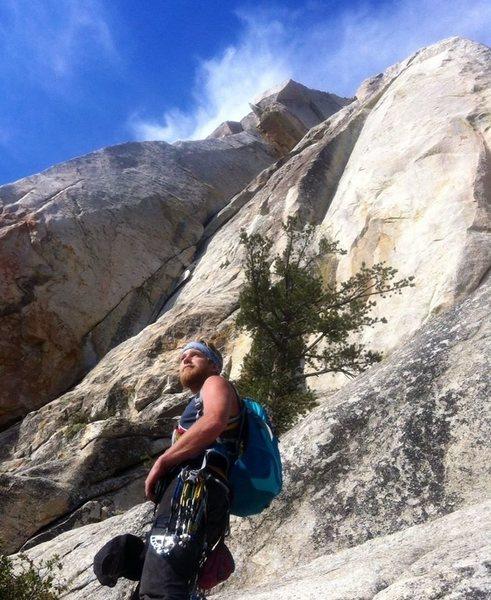 Rock Climbing Photo: Post Climb
