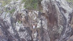 Rock Climbing Photo: Mokuelia Hawaii Trad Climbing