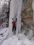 Rock Climbing Photo: 100