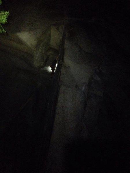 Rock Climbing Photo: Sentry box 12a, nightmare rock, squamish