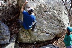 Rock Climbing Photo: NC