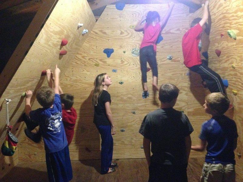 Rock Climbing Photo: Big Hit