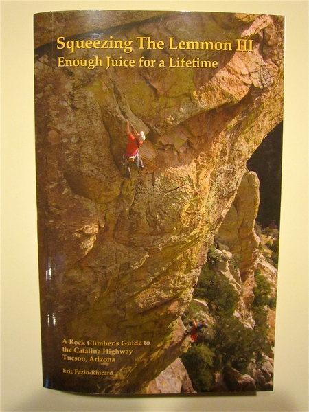 Rock Climbing Photo: New Guidebook