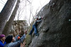 Rock Climbing Photo: Crescent