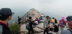Rock Climbing Photo: (Bukhansan National Park, 2007) Years prior to get...