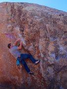 Rock Climbing Photo: eeeeek
