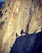 Rock Climbing Photo: corte madera