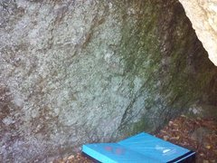 Rock Climbing Photo: A photo of one of the first climbs Jake Perry and ...
