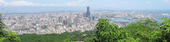 Rock Climbing Photo: Overlooking Kaohsiung