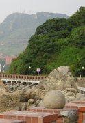 Rock Climbing Photo: From Sun-Yat Sen University