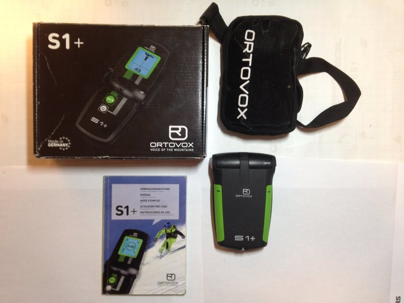 Ortovox S1+