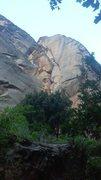 Rock Climbing Photo: Brokeback Mountain III 5.11