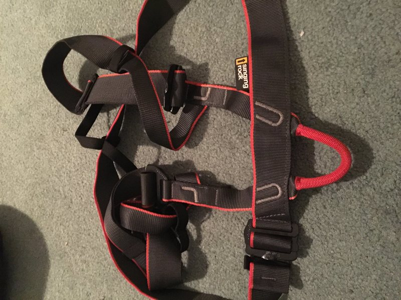 Top harness