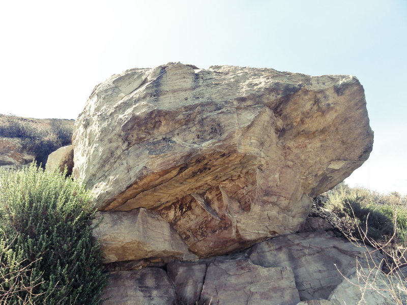 Rock Climbing Photo: gainsborough boulder