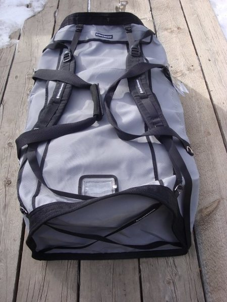 Rock Climbing Photo: BD Huey Duffel Bag