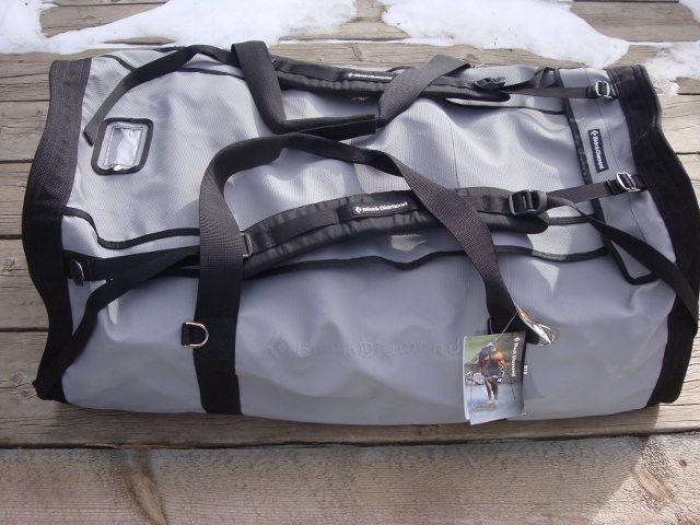 BD Huey Duffel Bag