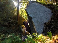 Rock Climbing Photo: Phat Slapper Direct